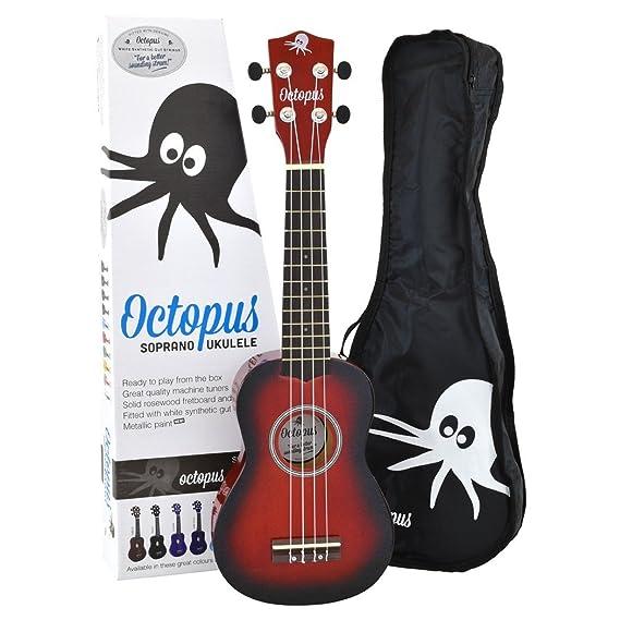 Octopus Uk-200 nt soprano Color natural: Amazon.es: Instrumentos musicales