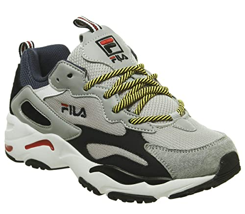 9a47c08a8f Fila Ray Tracer Trainers: Amazon.co.uk: Shoes & Bags