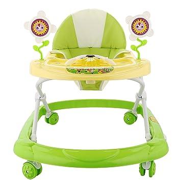 AIMADO AMIDO Andador para Bebés Niño Tacatá Primeros Pasos Diseño Coche, Andador de Actividades (EU STOCK): Amazon.es: Hogar
