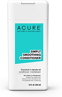 product image for Acure Simply Smoothing Coconut & Marula Conditioner, 12 Oz