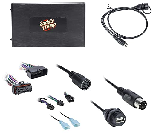 Amazon.com: Metra BT-HD01 Bluetooth Audio Interface for Select 2006-13 Harley Davidson Radio: Automotive