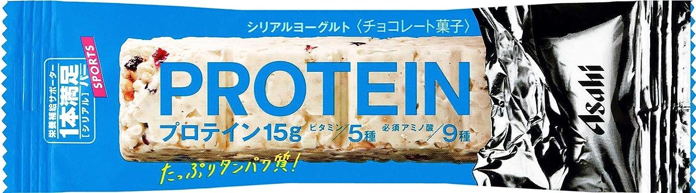 アサヒグループ食品 1本満足バープロテインヨーグルト 1本×9本