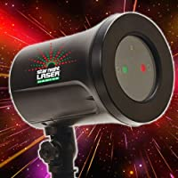 Star Night Laser Shower Christmas Lights