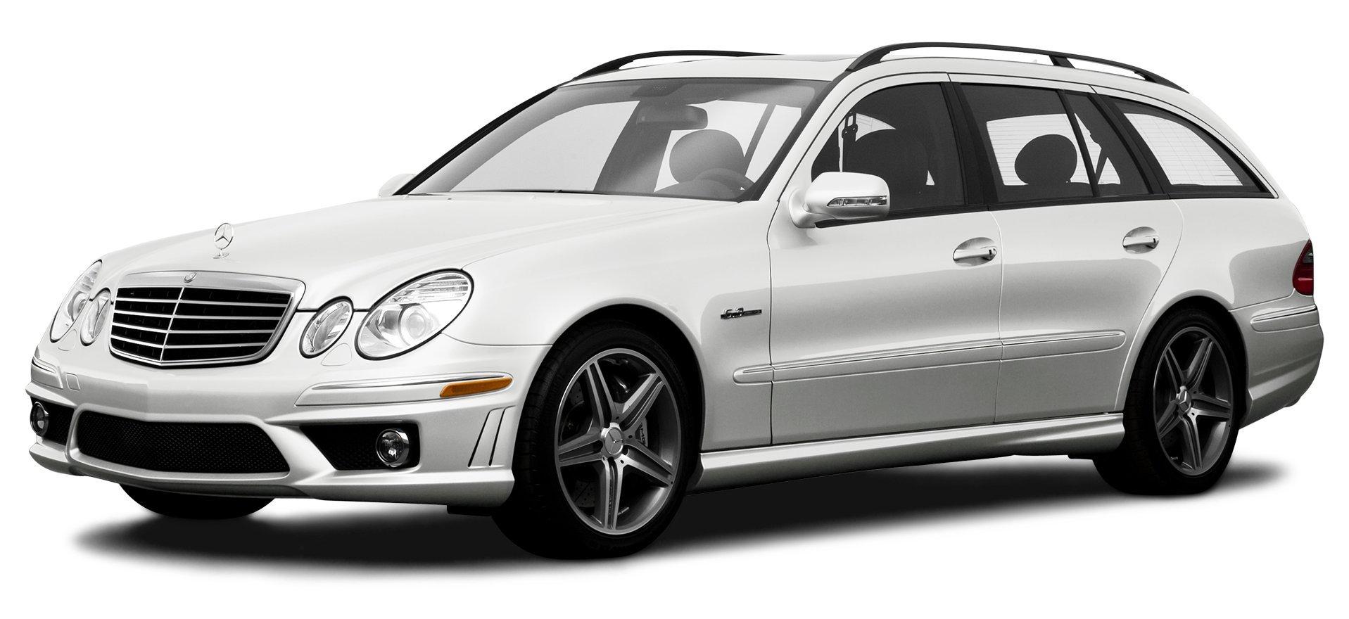 2009 Mercedes-Benz E350 3.5L, 4-Door Wagon 4MATIC