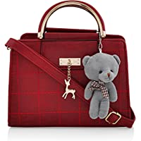 PENSTEMON PU Party Hand Bag or sling Bag for Girls and Women