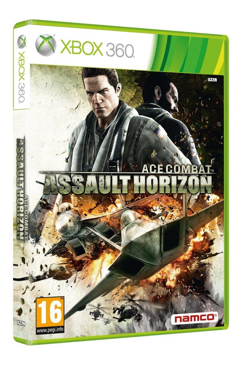 скачать на xbox 360 ace combat assault horizon - Prakard