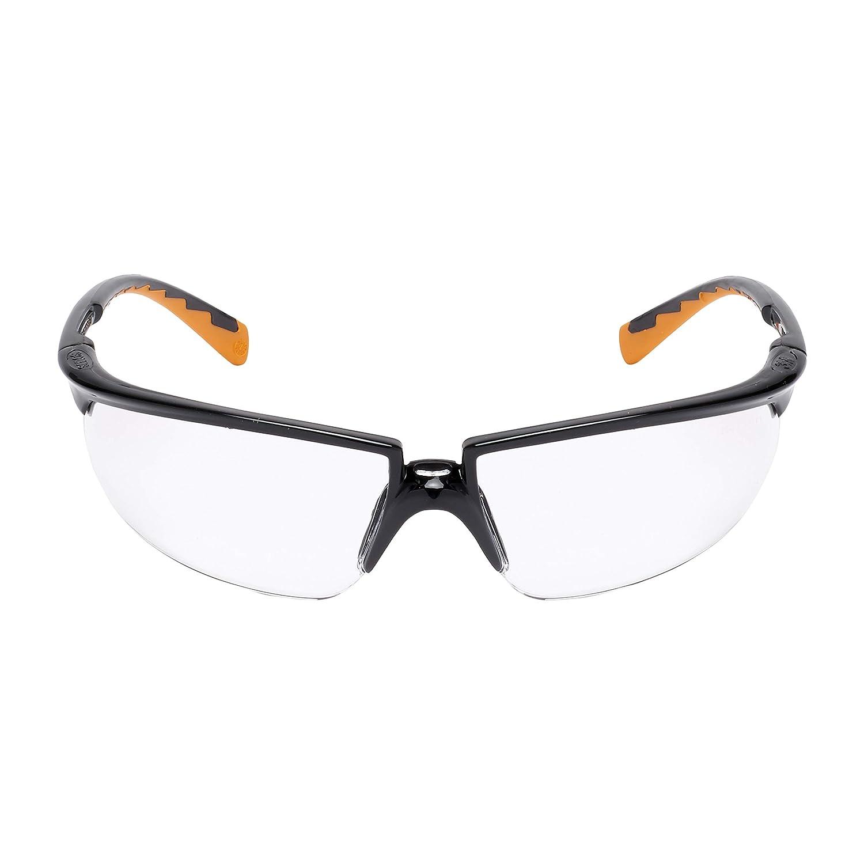 3M 2822C Komfort Arbeitsschutzbrille (für leichte Reparaturarbeiten – Anti-Kratz- und Anti-Beschlag-Beschichtung) gelb