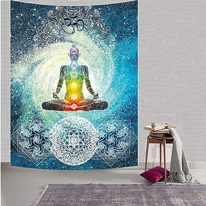 la méditation et Complète Auto Neuf Santé Solde Sept Chakras Plaque Murale