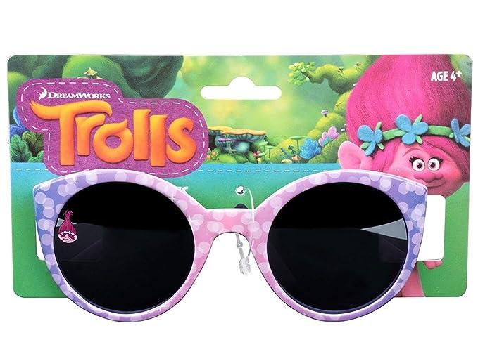 Amazon.com: Dreamworks Trolls Poppy Love Fun Time Gafas de ...