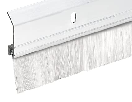Frost King SB36W 2u0026quot; x 36u0026quot; Extra Aluminum/Brush Door Sweep ...  sc 1 st  Amazon.com : door sweep - pezcame.com