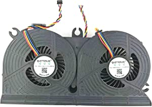 QUETTERLEE Replacement New for HP EliteOne 800 G1 800G1 705 G1 705G1 Laptop CPU Cooling Fan All-in-one 733489-001 MF80201V1-C010-S9A DFS602212M00T Fan