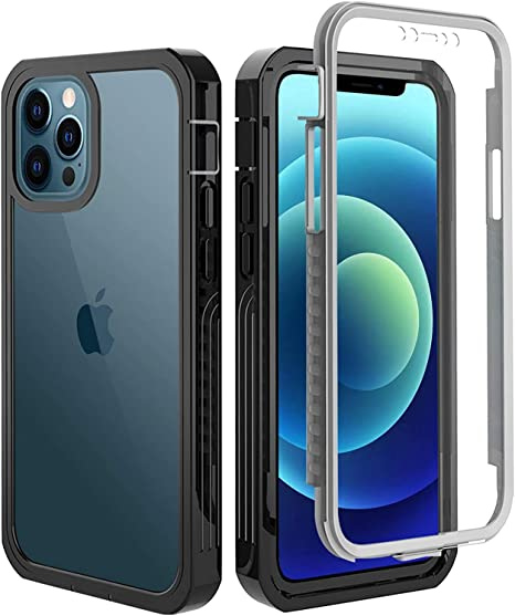 Besinpo Kompatibel Mit Iphone 12 Pro Max Hülle 360 Elektronik