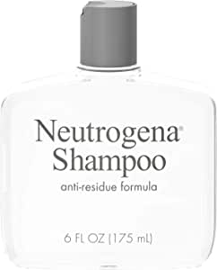 (1 x 175 Millilitres) - Neutrogena Shampoo, Anti-Residue Formula, 180ml