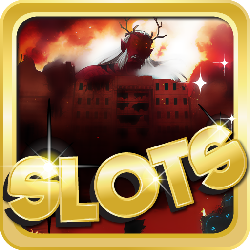 (Slots For Real Money : Titan Edition - Best Free Slot Machine Games For Kindle)