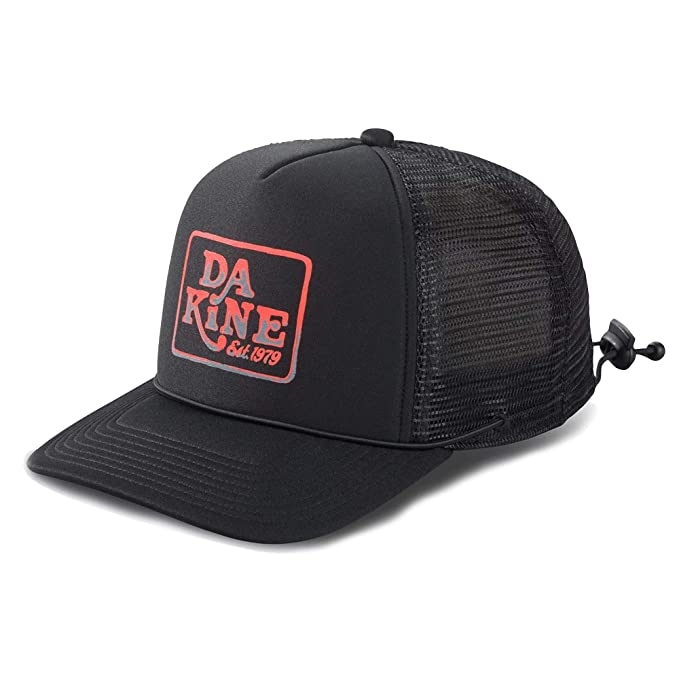 Amazon.com  Dakine Unisex Lock Down Trucker Hat 6e410926037