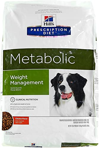 Hill S Prescription Diet Metabolic Canine Dry Dog Food, 17.6-Lb Bag