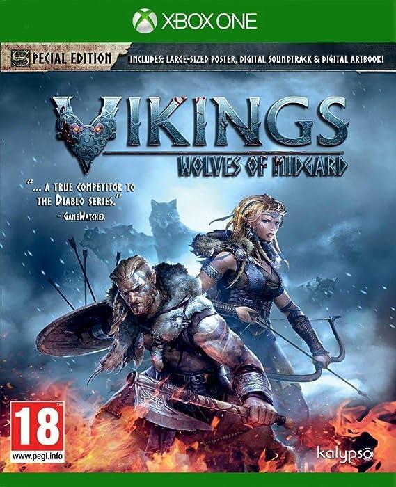 Vikings: Wolves of Midgard [Importación francesa]: Amazon.es: Videojuegos