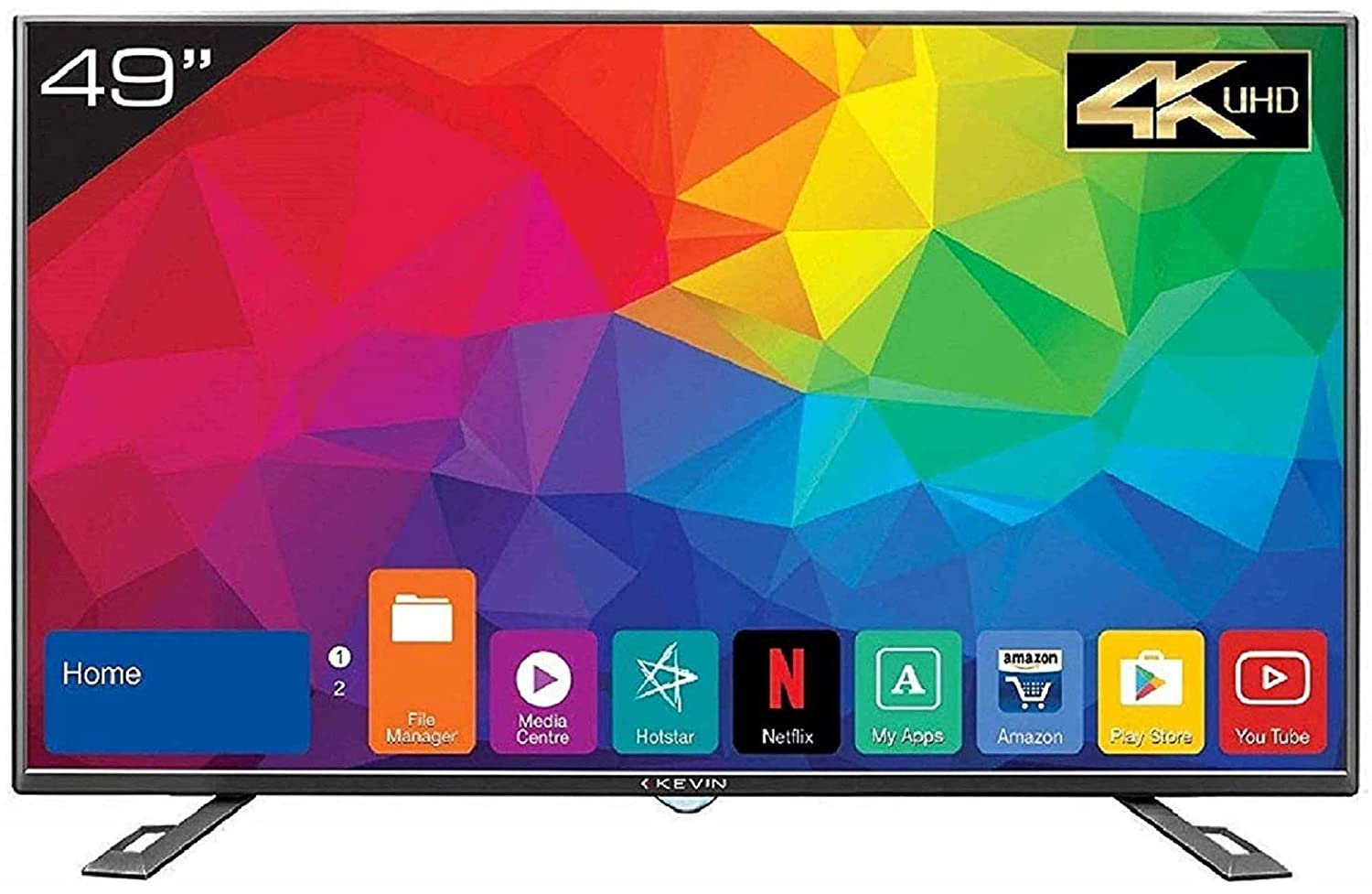 4K UHD Kevin (49 Inches) LED Smart TV KN49UHD