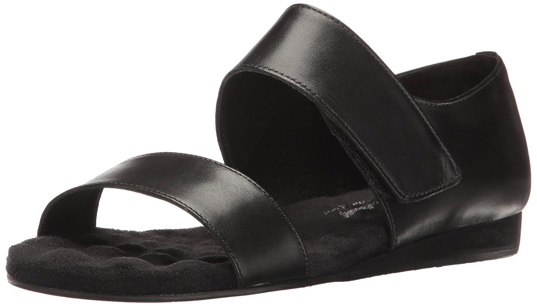 Walking Cradles Women's Fuse Flat B01IEMRA9Y 6.5 B(M) US|Black