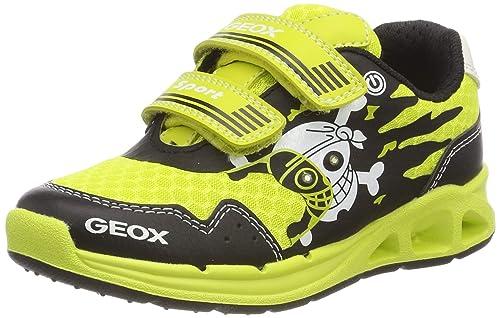 Geox J Dakin Boy B, Zapatillas para Niños: Amazon.es: Zapatos y complementos