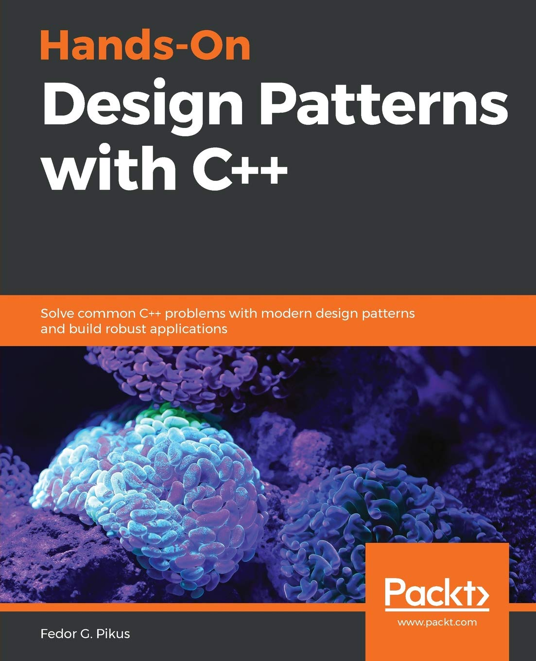 Amazon com: Hands-On Design Patterns with C++: Solve common