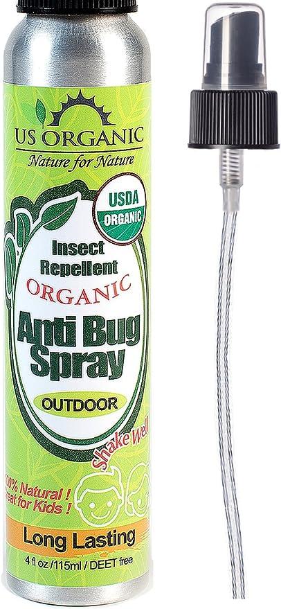 Amazon Com Organic Mosquito Repellent Anti Bug Outdoor Pump