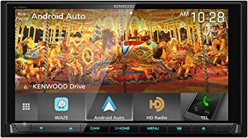 Kenwood Excelon DDX9905S Multimedia Receiver with Apple CarPlay