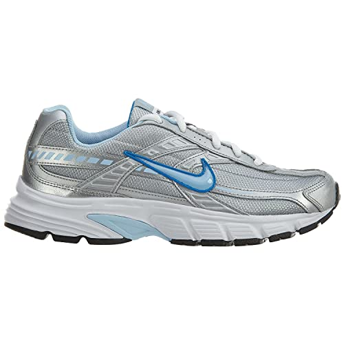 new photos 31f06 74ff2 Nike Women s s WMNS Initiator (Wide) Trail Running Shoes, (Metallic Silver  ICE