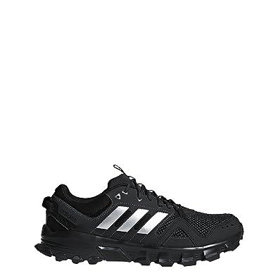 quality design 0ce5c 7ef37 adidas Men s Rockadia m Trail Running Shoe, Core Black Matte Silver Carbon,