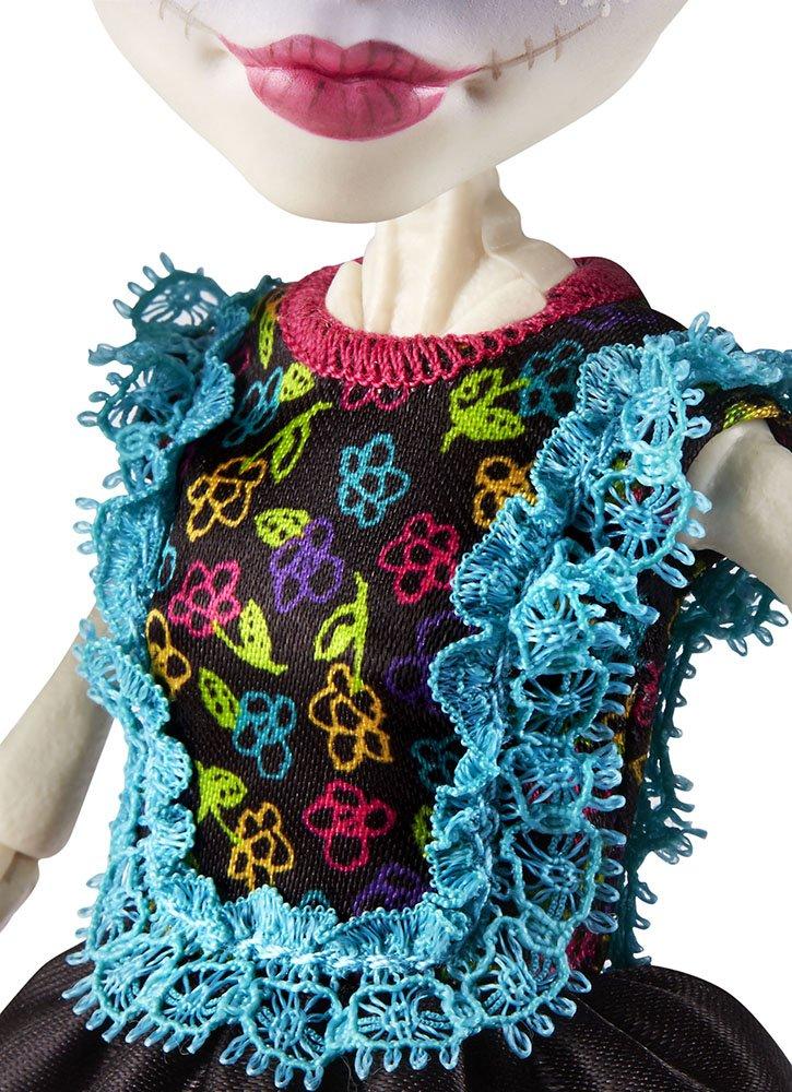 Amazon Monster High Skelita Calaveras Collector Doll Amazon