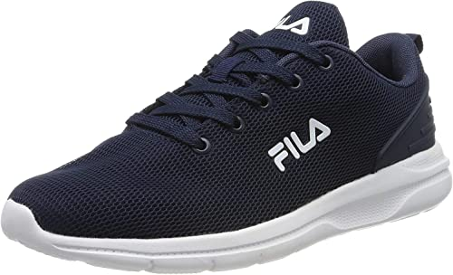 SCARPA FILA FURY RUN III LOW DRESS BLUE