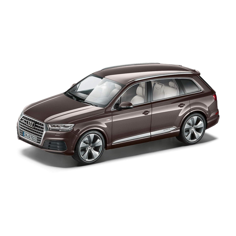 Audi Q7 1:18 Marron Ardoise