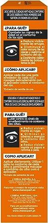 L'Oréal Paris Men Expert Vitalift - Contorno de Ojos Anti-Edad - 15 ml