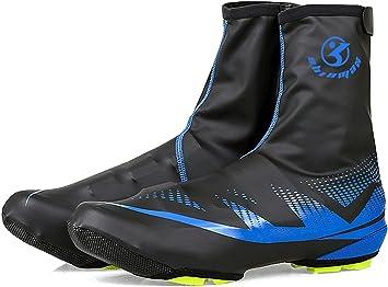 Amazon.com: Fundas de Zapatos Cubre Zapatillas Ciclismo, a ...