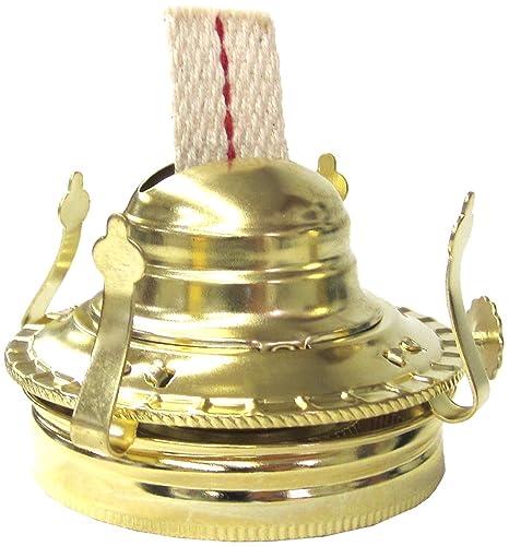 Mason jar lamp burners turn mason jars into rustic oil lamps set mason jar lamp burners turn mason jars into rustic oil lamps set of 2 aloadofball Gallery