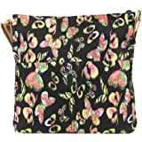Lovely Birds And Flowers Farm Animals Vintage Flowers Poodles Dogs Sausage Vintage Owl Polka Dot Scottie Crossbody Messenger Bags
