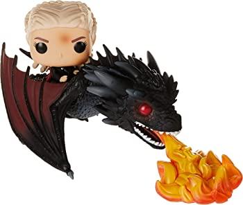 Funko Pop Rides: Game of Thrones Daenerys On Fiery Drogon