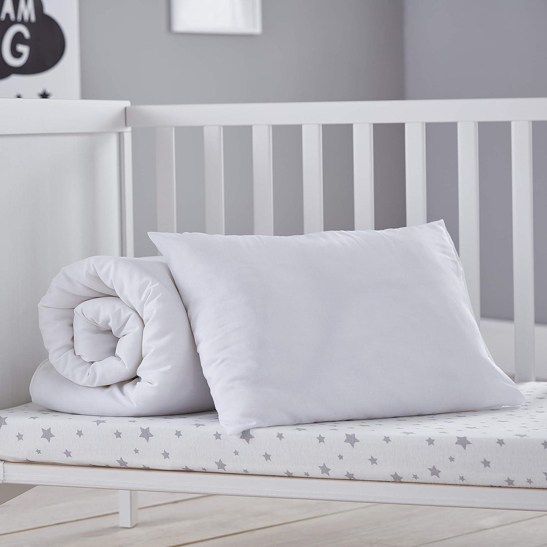 Nursery 9Tog 4.5 TOG Duvet Cot Bed Duvet /& Pillow 4.5Tog Toddler Junior Cot Bed Duvet//Quilt 7.5 Tog Baby