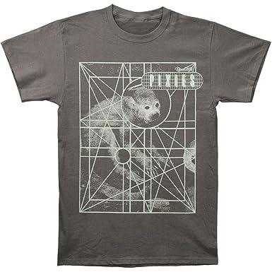 Pixies Monkey–Grid–Camiseta xTInq