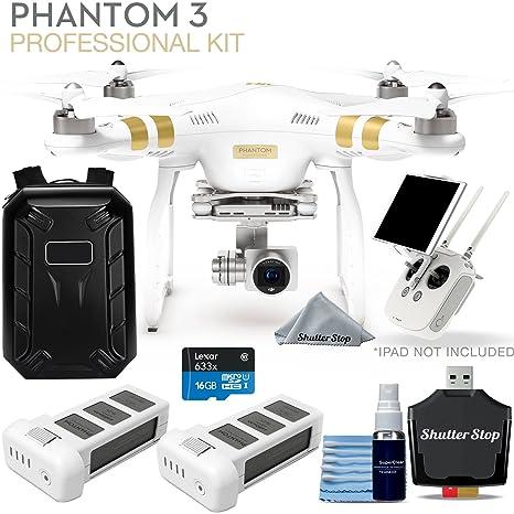 DJI Phantom 3 Professional Ultimate Kit