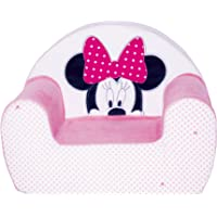 Babycalin Disney, Sillón Minnie club, rosa, 35 cm