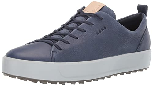 ECCO Mens 2019 M Golf Soft Water Resistant Shoes: Amazon.co