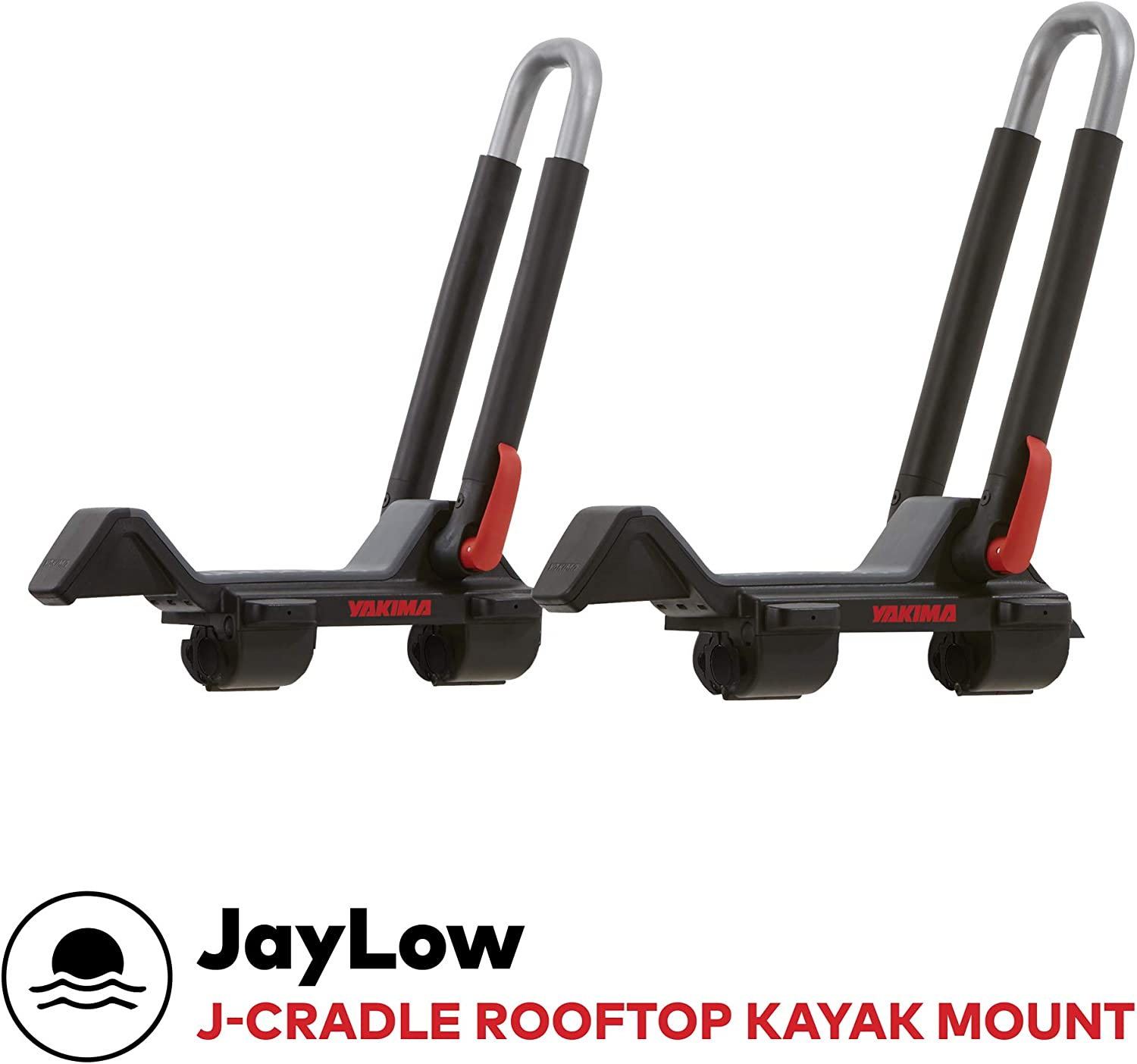 JayLow J-Cradle Rooftop Kayak Mount