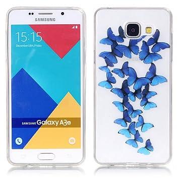 Funda Samsung Galaxy A3 (2016), Galaxy A3 (2016) Carcasa ...