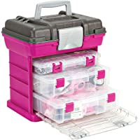 Creative Options 1363-85 Grab N' Go Rack System with Two No.2-3630 Deep Pro-Latch Organizers and One No.2-3650 Organizer…
