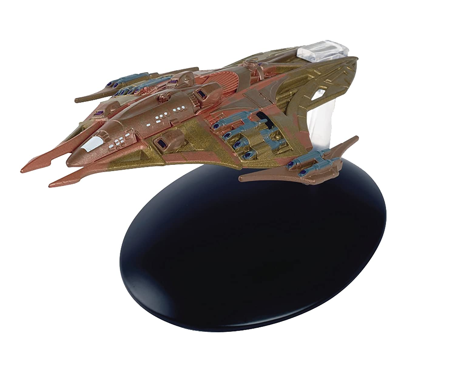 Star Trek Starships Vehicle & Collectors Magazine #113: Lokirrim Warship Eaglemoss
