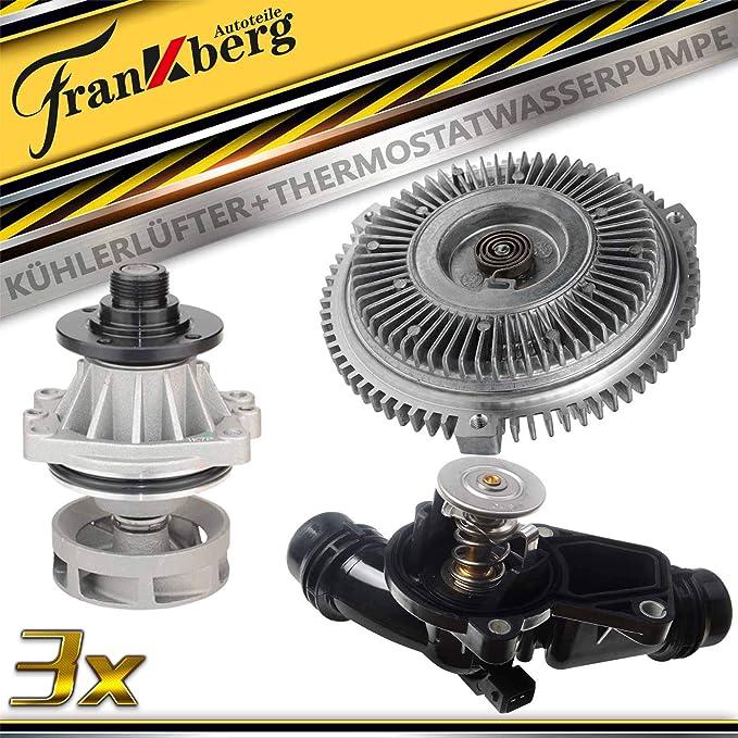 Viscokupplung Thermostat Wasserpumpe Für 3er E36 E46 5er E39 E60 E61 7er E38 E65 X3 E83 X5 E53 Z3 E36 Z4 E85 1998 2010 11527505302 Auto
