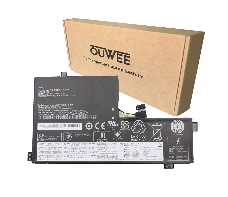 Bateria L17M3PB0 para Lenovo 100E 500E Chromebook 1st Gen/10