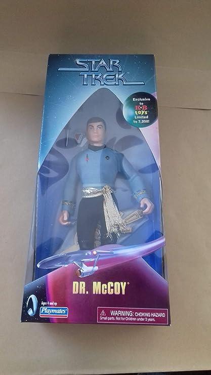 Star Trek Lieutenant Uhura Mirror Mirror 9 Inch Figure Kay Bee Limited 9 Inch Playmates