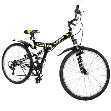 "GTM 26 ""7 velocidad plegable para bicicleta de montaña Shimano bicicleta híbrida"